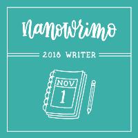 2018 NaNoWriMo Logo